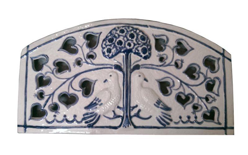 Grila ceramica D104