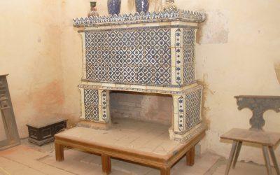 Restaurarea semineului din sacristia Bisericii Evanghelice din Biertan